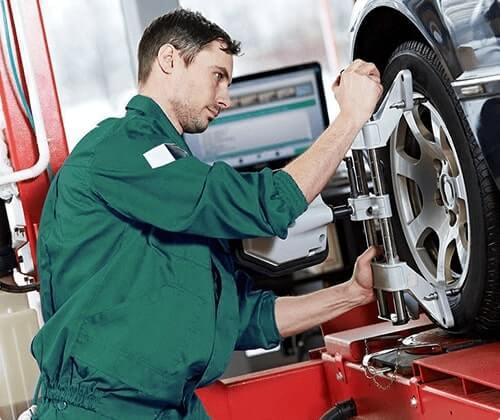 servis pneumatík